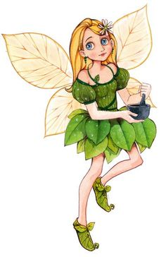 The Herb Fairies are back!