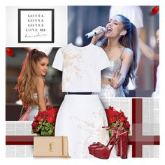 """""""Love me harder."""" by bklana ❤ liked on Polyvore"""