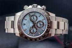 Baselworld 2013   Rolex Daytona Ref. 116506 Platinum