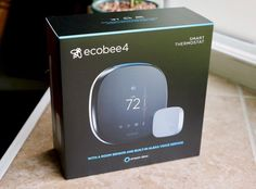 Amazon currently has the Alexa-enabled ecobee4 smart thermostat for $199, a savings of $50 from its regular price.
