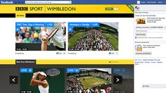"BBC Sport Facebook app    BBC brings Summer of Sport to Facebook with new ""social viewing"" app"
