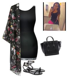by msftgal on Polyvore featuring Chicnova Fashion and Ted Baker