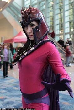 Lady Magneto