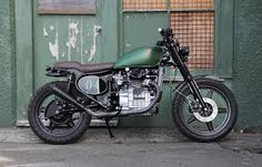 Custom Honda Street Scrambler by Pacific Motorcycle - Custom Motorcycles & Classic Motorcycles - BikeGlam Street Scrambler, Honda Scrambler, Honda Motorcycles, Custom Motorcycles, Custom Bikes, Cx500 Cafe Racer, Cafe Racer Bikes, Cafe Racers, Honda 500 Cx