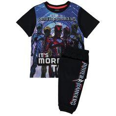 Kids Power Rangers Pyjamas