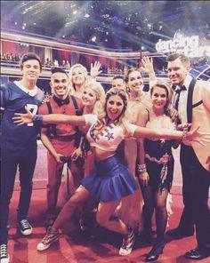 Dancing With The Stars  -  Season 21   -  Week-1  -  Sept. 14, & 15, 2015