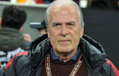 """""""Roma'daki maç iki takım için de zor"""" - Galatasaray Teknik Direktörü Denizli, Lazio ile oynanan ve 1-1 sona eren UEFA Avrupa Ligi son 32 turu ilk maçı sonrası açıklamalarda bulundu"""