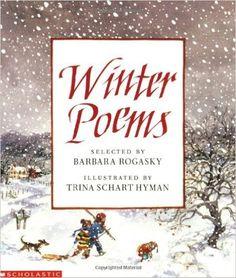 Winter Poems: Barbara Rogasky, Trina Schart Hyman: 9780590428736: Amazon.com: Books
