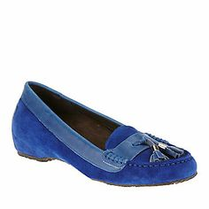 Orthaheel Dr. Weil Women's Florence Moccassins :: Casual Shoes :: Shop now with FootSmart