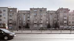 Dom Spółdzielni Mieszkaniowej profesorów Wolnej Wszechnicy Polskiej, Grójecka 43, Warszawa