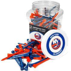 Team Golf New York Islanders 175 Count Golf Tee Jar