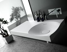 SWE3 sink - contemporary - bathroom sinks - new york - DNA+