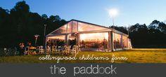 Collingwood Children's Farm wedding venue Ed Dixon Food Design catering events Melbourne