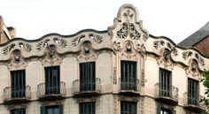 Casa Joan Coma  1902  Architect: Modest Fossas i Pi