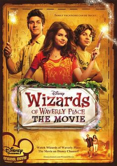 Wizards of Waverly Place: The Movie (2009) Admit it, you watched this.