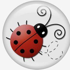 Baby Ladybug, Ladybug Party, San Antonio, Mushroom Crafts, Bug Images, Painted Rocks, Hand Painted, Peace Pole, Ladybug Crafts