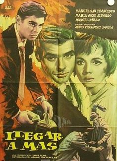 LLEGAR A MAS - 1963