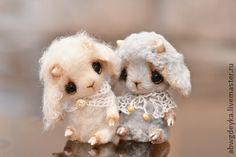 Teddy Bears handmade.  Fair Masters - The kids handmade Arishka and Ilyushka.  Handmade.