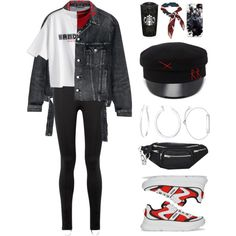 Untitled #649 by froyalbiatsii on Polyvore featuring polyvore, moda, style, Balenciaga, Helmut Lang, Christian Dior, Alexander Wang, CLUSE, Fifth & Ninth and Topshop