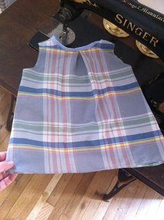 La petite robe de Lia > Taille 6 mois (Patron sur demande)