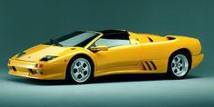 The evolution of Lamborghini's supercars _________________________ WWW.PACKAIR.COM