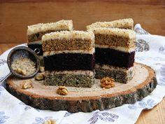 Makacska konyhája: Csíkos szelet Tiramisu, November, Ethnic Recipes, Food, November Born, Essen, Meals, Tiramisu Cake, Yemek
