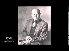 Eugene Goossens Oboe Concerto (Leon Goossens, 1948)