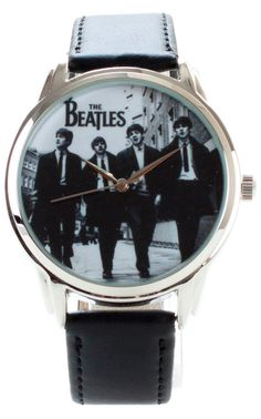 The Beatles Watch  - Wristwatch Cool Music Watch on Etsy, $69.69