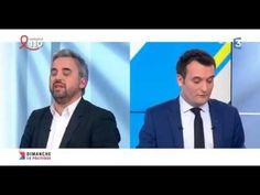 Florian PHILIPPOT dans Dimanche Politique face à Alexis Corbière (26/03/... Content, Music, Youtube, Politics, Sunday, Musica, Musik, Muziek, Music Activities