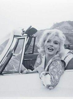 Marilyn Monroe By Photographer George Barris.1962-1964