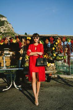 Italian Riviera Style | Jenny Cipoletti of Margo & Me