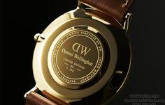 Daniel Wellington Classic, Smart Watch, Smartwatch