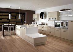 Contemporary Kitchens | Visit the Kitchen Ergonomics Hertfordshire Showroom