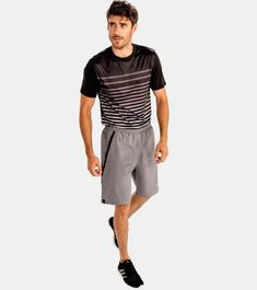 Once you check out the collection of men's shorts from Alanic US, you won't be able to refrain yourself from buying multiple at one go. So, visit the website now and place an order. Mens Activewear, Heather Grey, Website, Check, Leather, Pants, Collection, Fashion, Moda