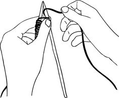 How to Knit: The Basics