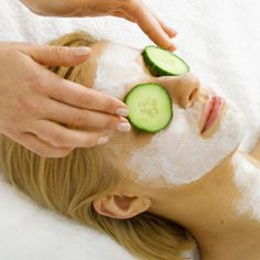 To use cucumbers as an eye treatment, grab a cold cucumber from the refrigerator and cut two thick slices. Then, find a comfortable place to relax and set the cucumbers over your closed eyes for about 10 to 15 minutes. The cucumbers will then act as a cold compress on your eyes