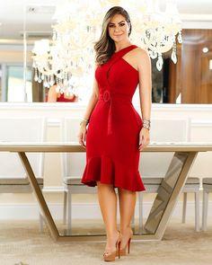 70 Ideas dress red casual long for 2019 Lovely Dresses, Elegant Dresses, Sexy Dresses, Evening Dresses, Casual Dresses, Short Dresses, Fashion Dresses, Party Dresses, Dress Skirt