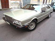 1983 #Maserati Quattroporte 4.9 for sale - € 19.900