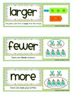 Common Core Math Vocabulary Cards Word Wall Cards} {K Kinder Math Wall, Kindergarten Math Wall, Math Vocabulary Wall, Vocabulary Cards, Elementary Math, Math Classroom, Teaching Math, Preschool, Maths Paper