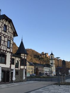 Rhine Valley near the Lorelei Europe, Mansions, House Styles, Home Decor, Mansion Houses, Homemade Home Decor, Manor Houses, Fancy Houses, Decoration Home