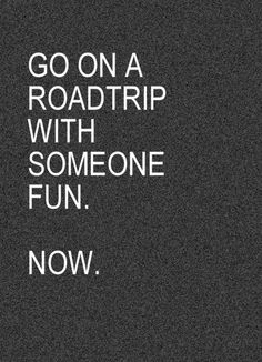 Go on a road trip-even if that someone is you and your playlist! Just spent 2 days and nothing soothes the soul quite like the road