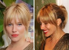 If you are one of those girls who panics at the thought of chopping all your hair off but still wants a fun change, try out some bangs.Below, I have compiled a list of styles tailored to different face shapes and personalities.