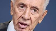 Chief rabbi pays tribute to former Israel PM Shimon Peres