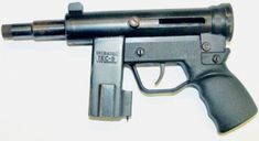 One machine pistol variant with a shorter receiver, reportedly seized from the Dutch Carribean island of Curacao, 2013.