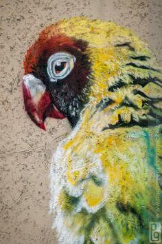 Street Artist: Louis Masai Michel