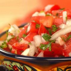A delicious flavorful salsa recipe.