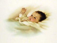 Bessie Pease Gutmann - baby