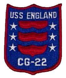 USS England (CG 22)