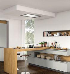 La importancia de una estancia cómoda y práctica para cocinar es primordial, por ello queremos mostrarte algunas de las barras de cocina que crean tendencia y que, por supuesto, destacan por su usabilidad.