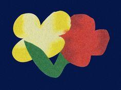 peindreensamusant: Alexis Jamet — Are. Kinetic Type, Illustrations, Illustration Art, Gifs, Cinemagraph, Aesthetic Gif, Dope Art, Stop Motion, Motion Design